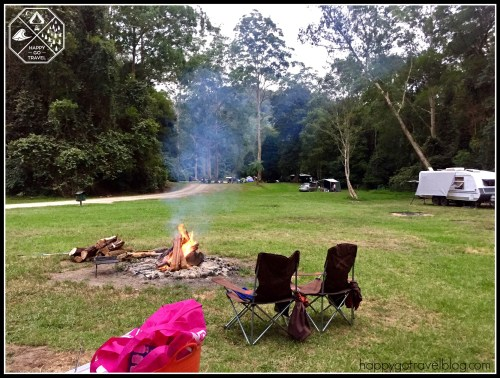 Chichester State Forest - frying pan creek - Telegherry River campgrounds