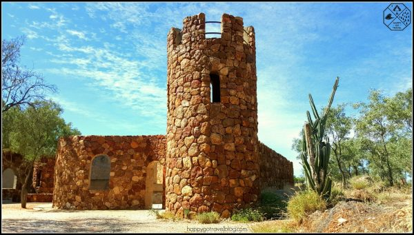 Amigo's Castle Lightning Ridge