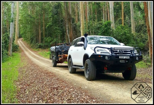 Toyota Fortuner touring -Stedi LED Light bars