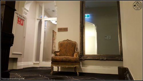Royal Hotel Randwick hallway
