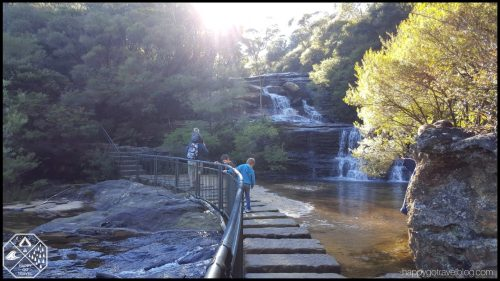 Wentworth Falls | National Pass - blue mountains things to do