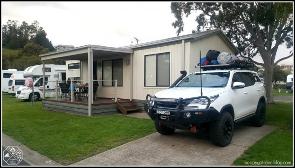 Discovery Holiday Parks Geelong cabin