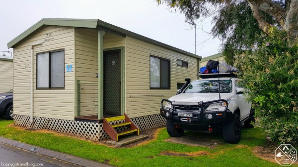 Discovery Holiday Park Warrnambool cabin
