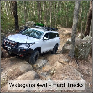 Watagans 4wd Hard Tracks