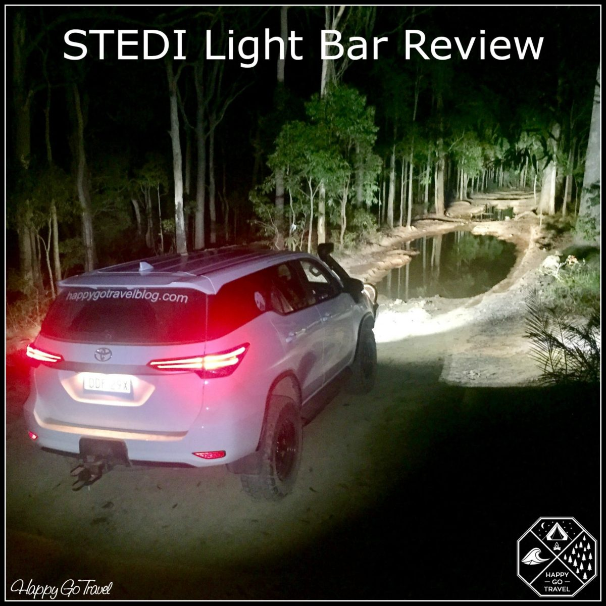 STEDI Light Bar Review - ST4K LED