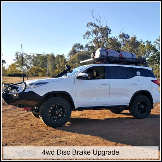 Why You Need a 4wd Disc Brake Upgrade