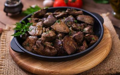 Eat organ meats to heal your gut
