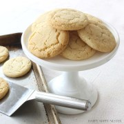 Amy's Almond Cookies