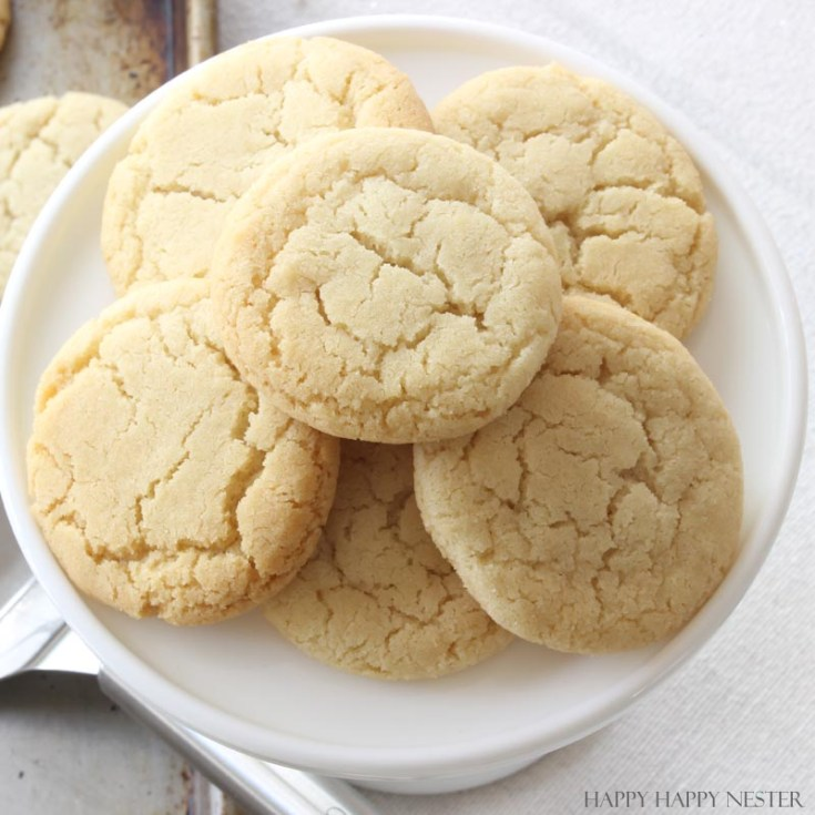 Almond Cookies are my family's favorite cookie. This recipe comes from my mom. It is easy to make and is a delicious and light cookie.