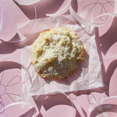 Potato Chip Sugar Cookie