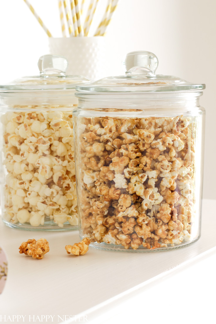 how to create a wedding popcorn bar