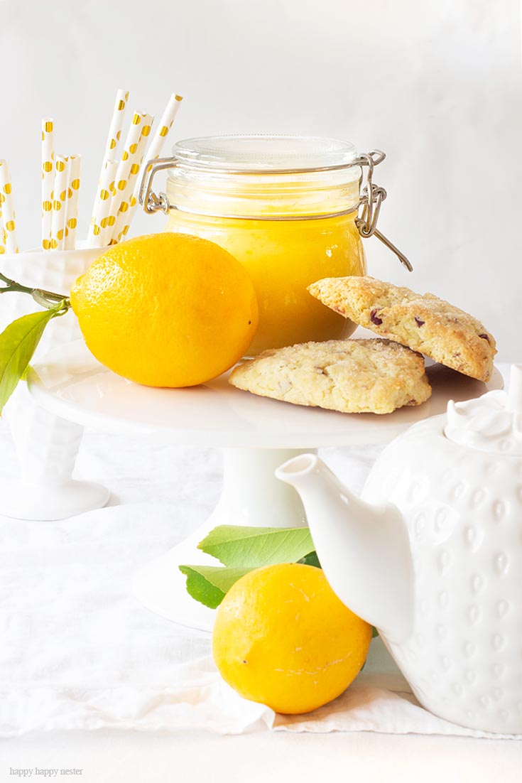 This is the Best English Lemon Curd Recipe. This wonderful lemon curd recipe is from an old English Cookbook. It is such a refreshing lemon recipe that you'll want to add it to all your toasts, crepes, and scones! Fresh lemon zest and juice is the perfect combination for a wonderful recipe. #lemon #lemonrecipe #lemondessert #dessert #baking #recipes