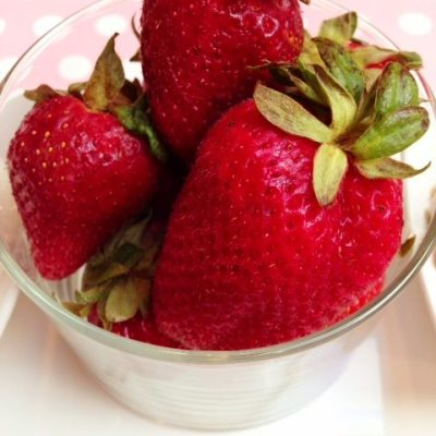 Strawberries with Sugar Recipe