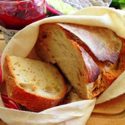 Easy Way to Store French Bread