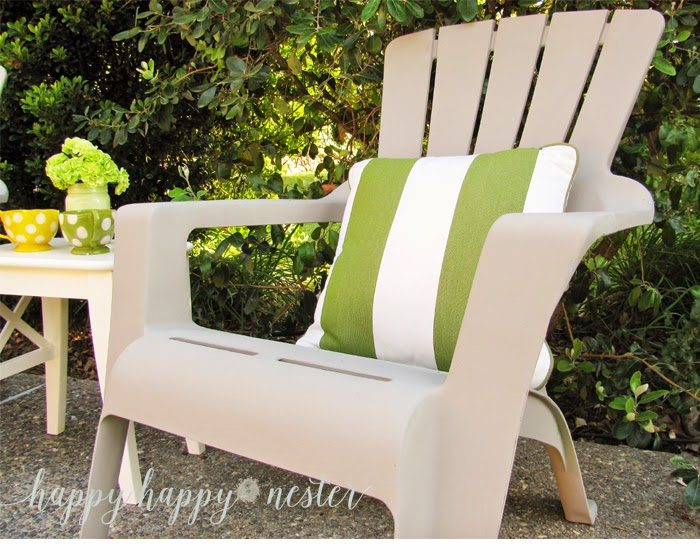Annie Sloan Chalk Paint And Plastic, What Is Chalk Paint For Outdoor Furniture