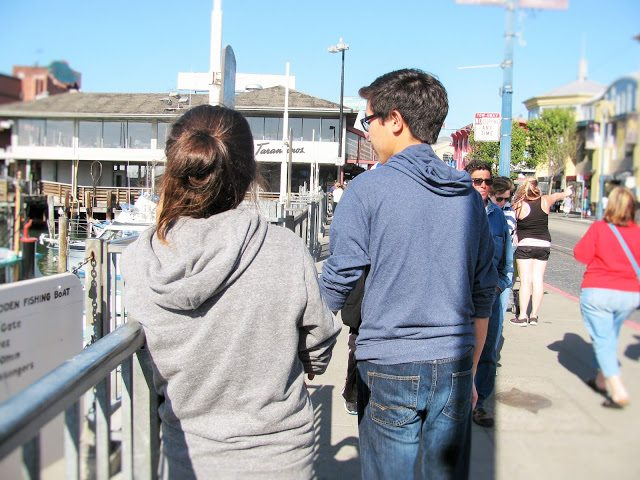 SF Wharf