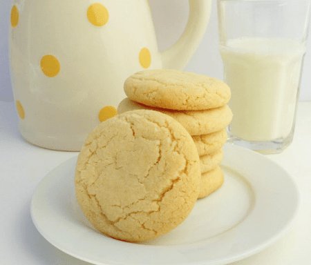 fall cookies Almond_Cookies___recipes