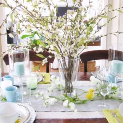 Spring Decorating Made Easy