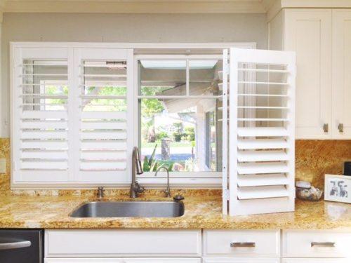 window shutters removal