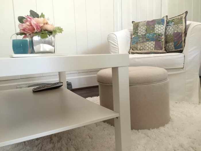 cute storage stool