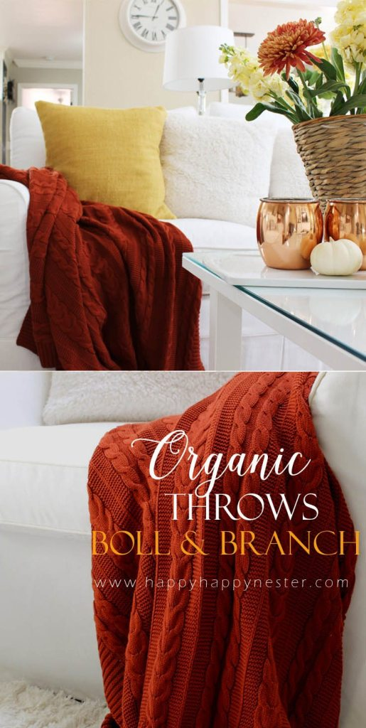 autumn throw giveaway