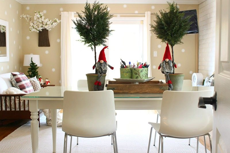 home-tour-family-room- tomte gnomes