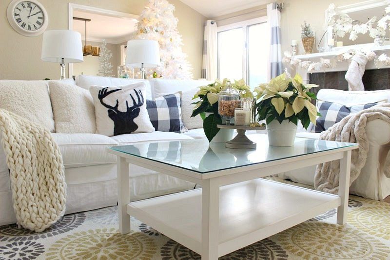 pottery Barn decor for the holidays