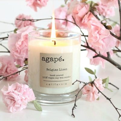 California Candle Company: An Interview with Agape Candles