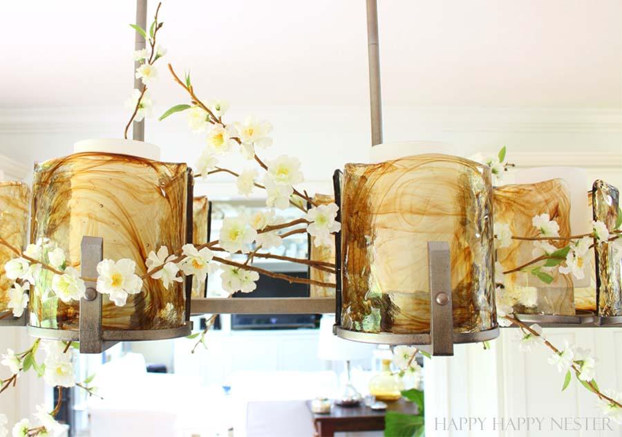Feiss Aris chandelier