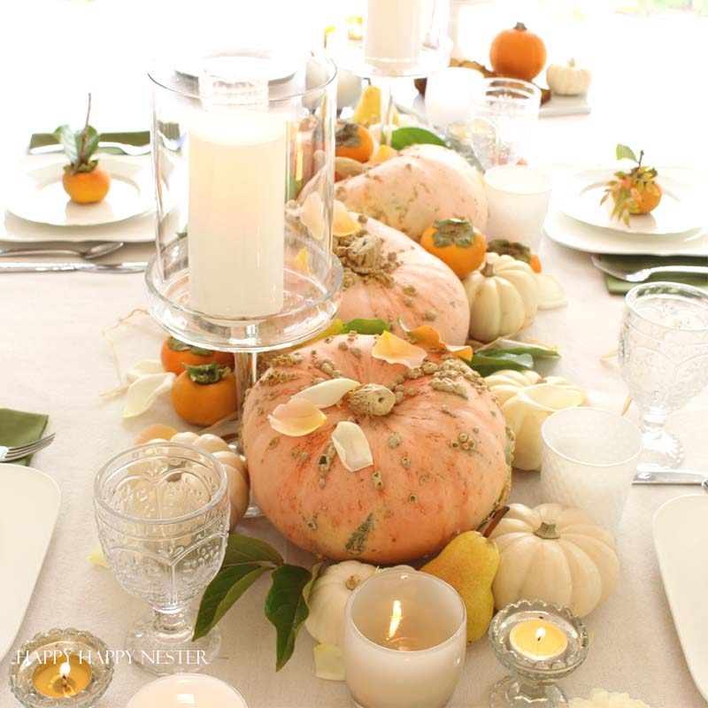 A Unique Thanksgiving Table That Youll Love How Easy It Is To Create