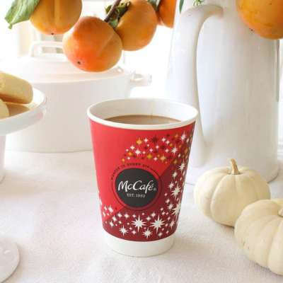 McDonald's Coffee is how I start my mornings. They have so many great flavors to chose from, all are delicious and a perfect treat to my day.