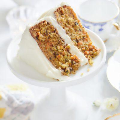 Best Carrot Cake Recipe (Super Moist)