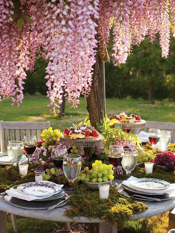 Beautiful wedding table ideas
