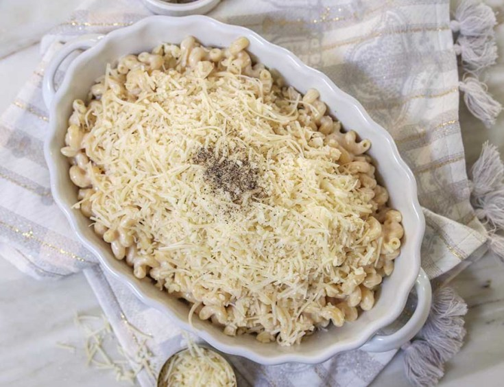 organice macaroni and cheese recipe