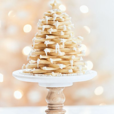 Christmas Cookie Recipe Twinkle Tree