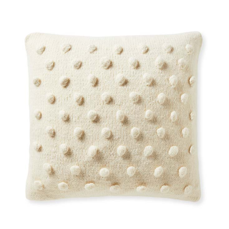 I love polka dots and this is the cutest pillow ever from Serena & Lily.