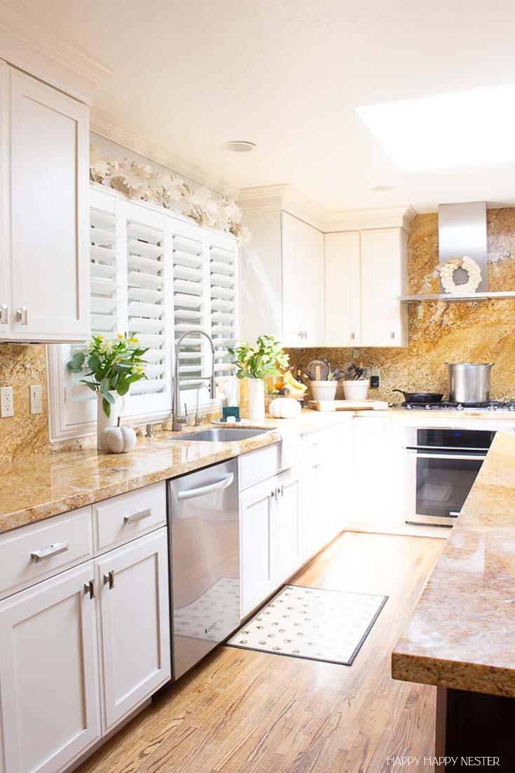 Under The Kitchen Sink Organization Ideas Happy Happy Nester