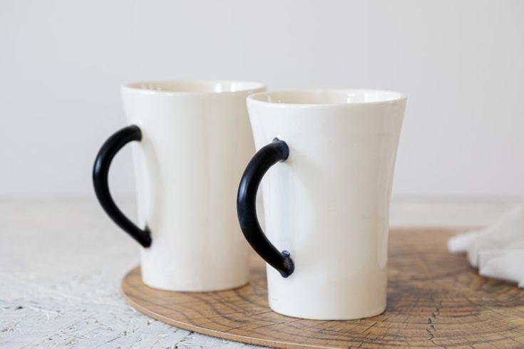 pretty minimalist coffee mugs