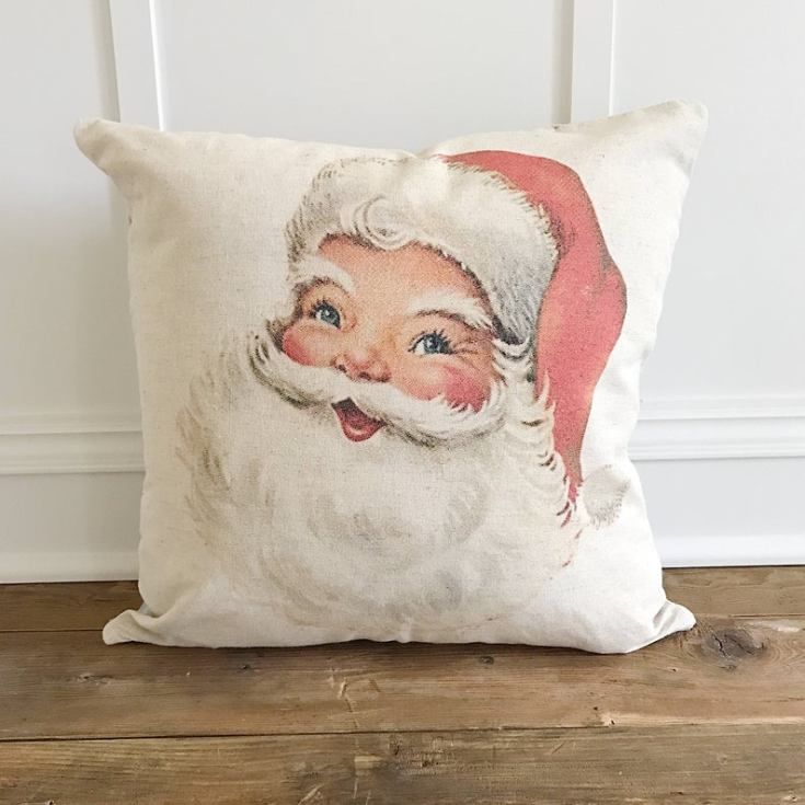 the best place to buy throw pillows for Christmas