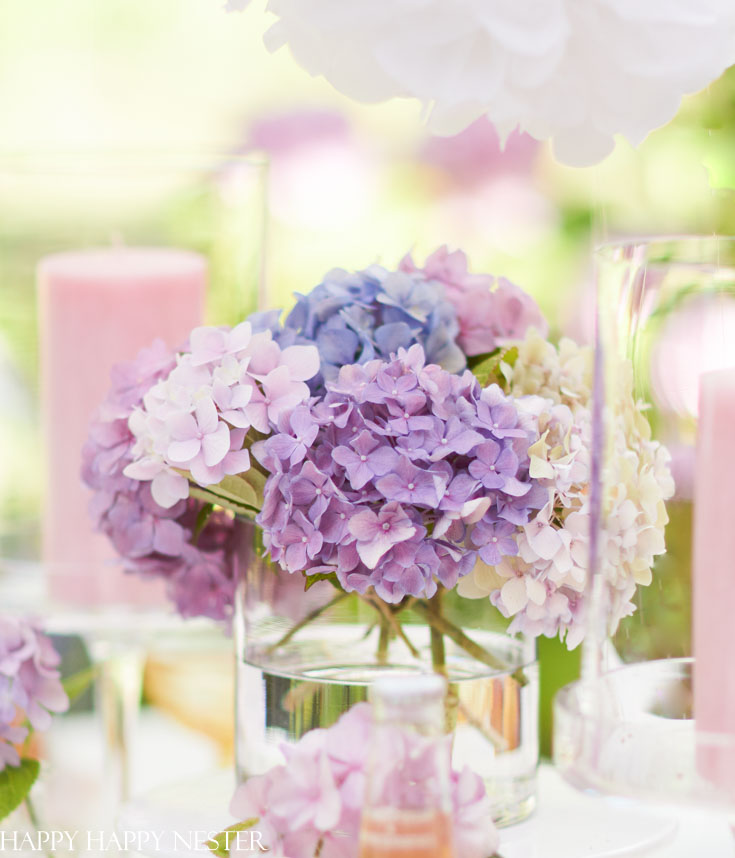 hydrangea floral bouquets