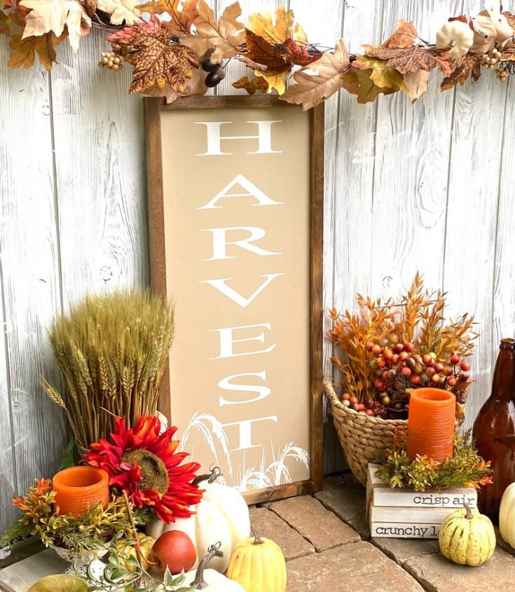 cute fall signs