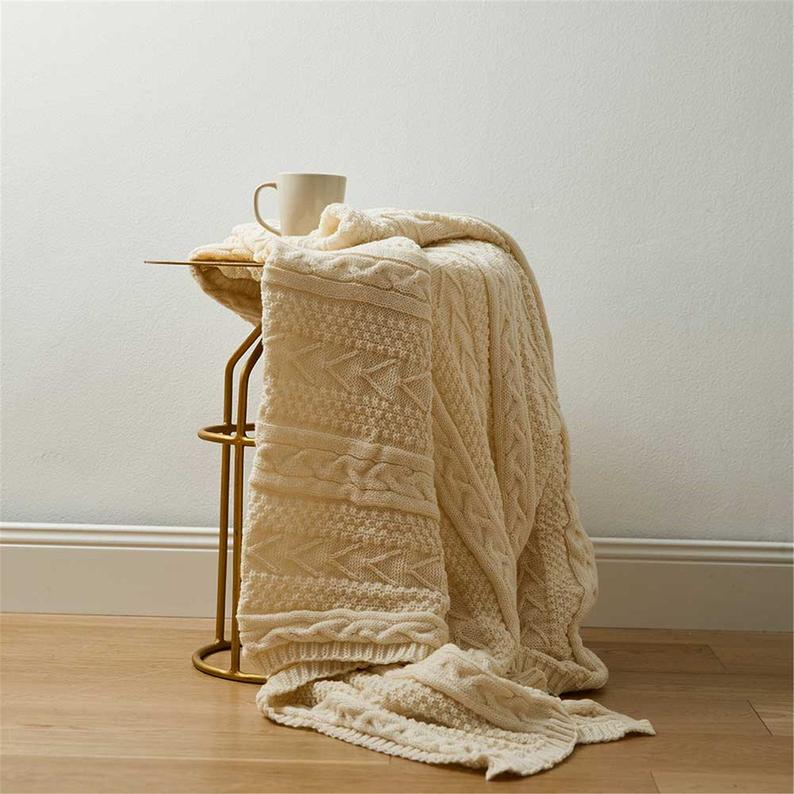 pretty classic blanket