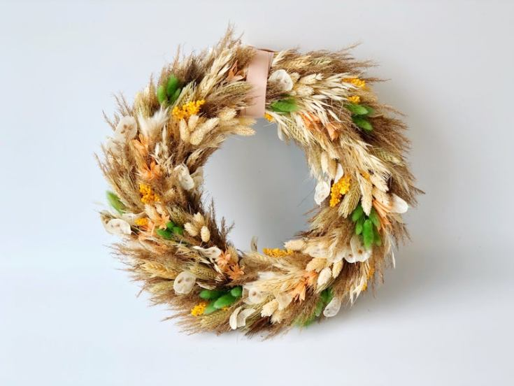 autumn wreaths roundup