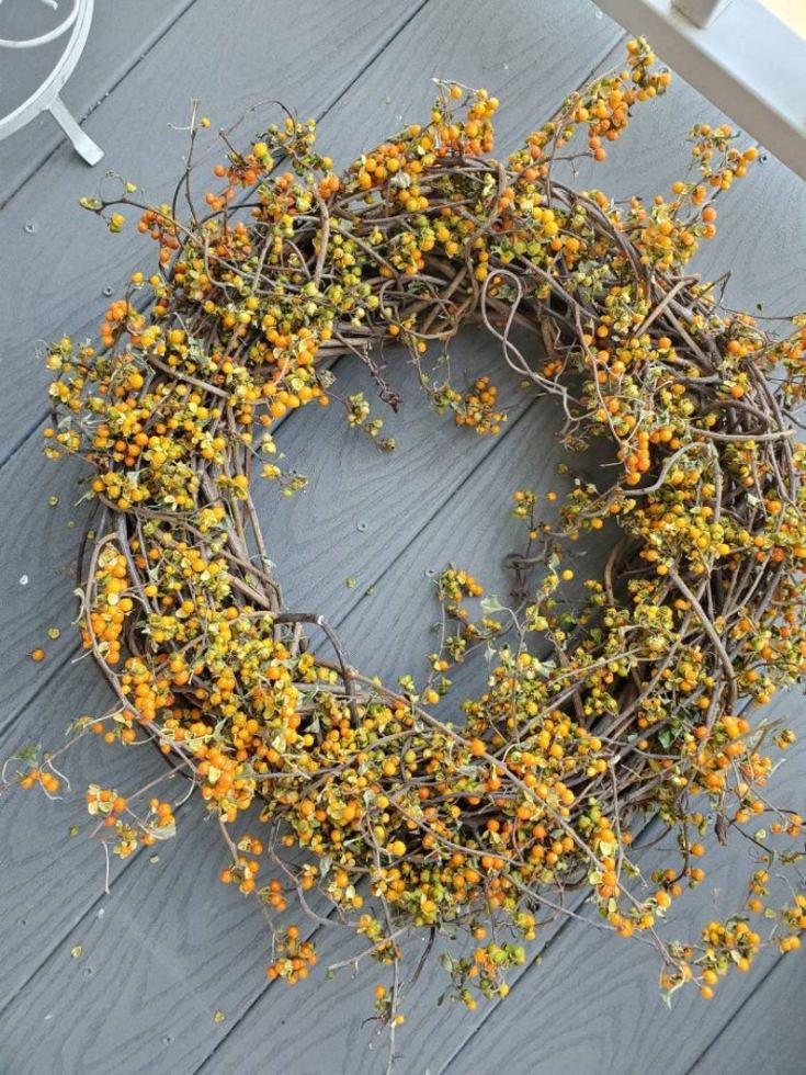 Beautiful Fall Wreaths for Your Front Door.