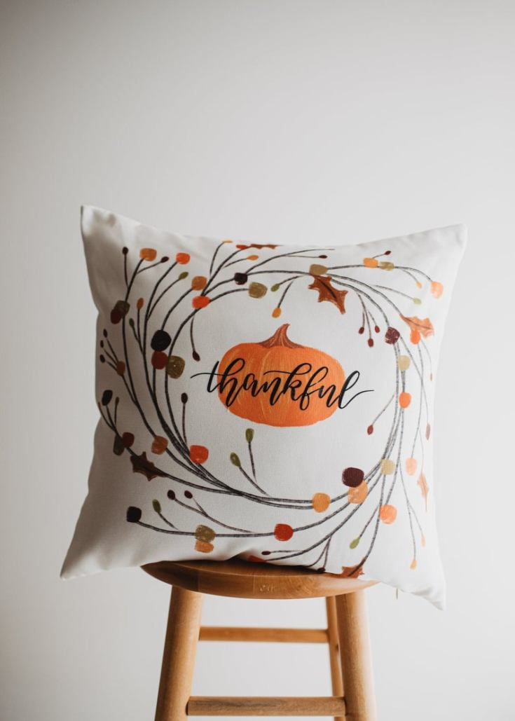 favorite fall throw pillows