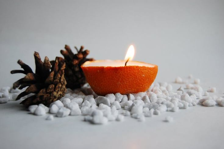cool and unusual candles