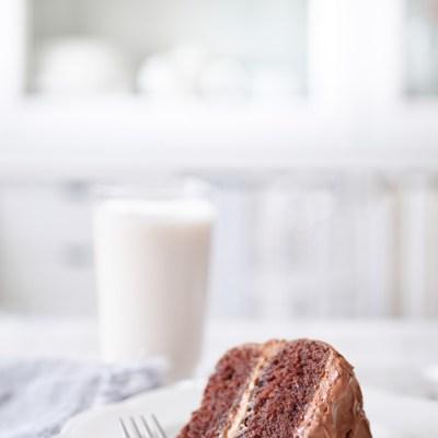 The Best Chocolate Cake – Beet Cake Recipe