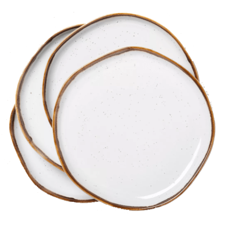 target plate for a thanksgiving dinner party