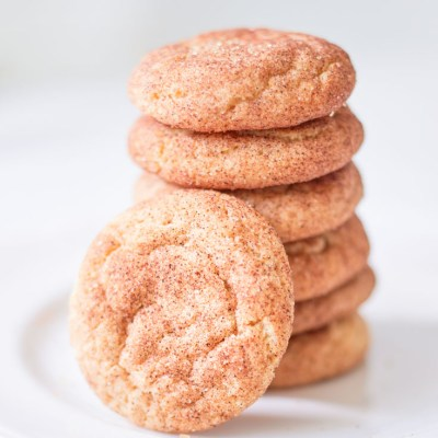 Pumpkin Snickerdoodle Recipe (Soft and Chewy)