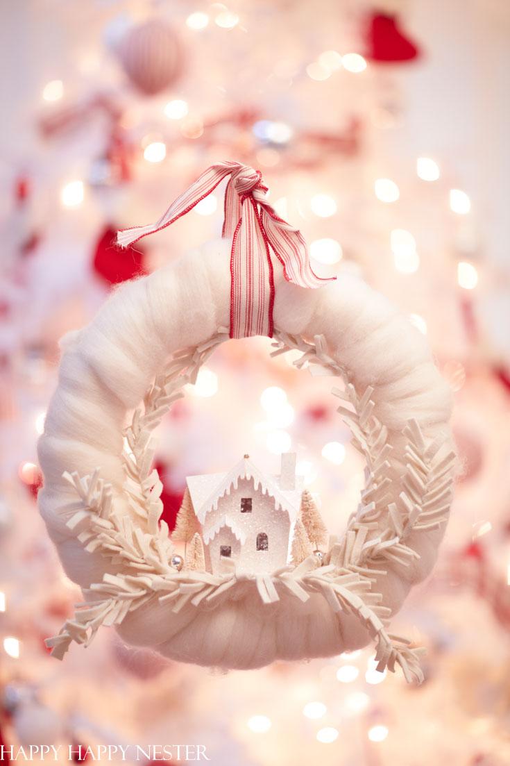 diy winter wreath roundup